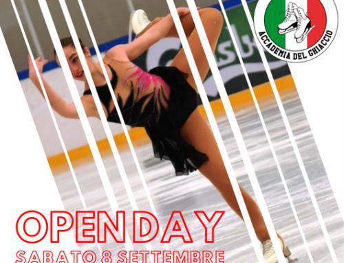 Open Day Pattinaggio su ghiaccio
