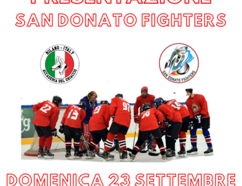 Presentazione San Donato Fighters