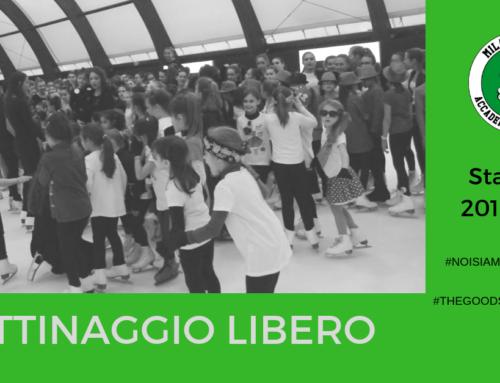 PATTINAGGIO LIBERO: PRONTI A RICOMINCIARE DAL 15 SETTEMBRE CON TANTE NOVITA'