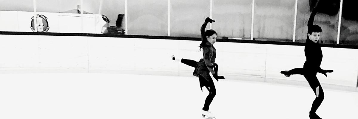 danza su ghiaccio
